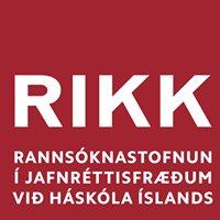 RIKK Háskóli Íslands