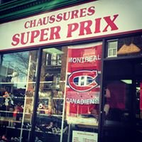 Chaussures Super Prix