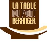 La Table du Pont Beranger
