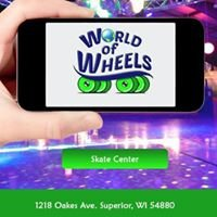World of Wheels skate center