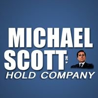 Michael Scott Hold Company