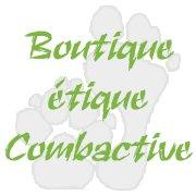 Boutique éthique Combactive