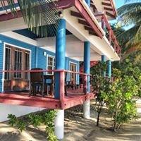 Joya del Mar beach house, Maya Beach, Placencia, Belize