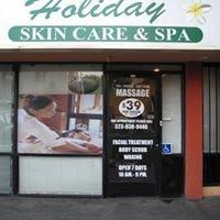 Holiday Skin Care & Spa