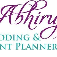 Abhirup's Wedding & Event Planner #AWEP