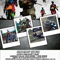 Paintballers Grenada