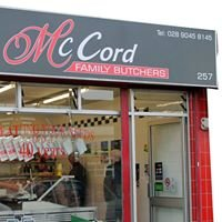 McCord - Family Butchers