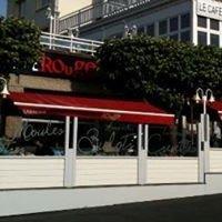 Le café rouge - Dinard