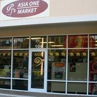PJ's Asia One Market