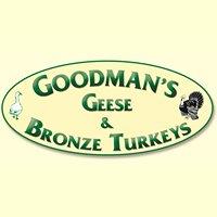 Goodman's Geese and Bronze Turkeys