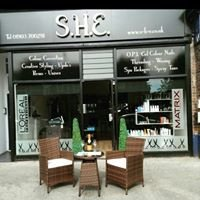 S.H.E hair & beauty salon