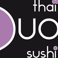 Le Duo, thaï & sushi