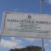 Mansa General Hospital