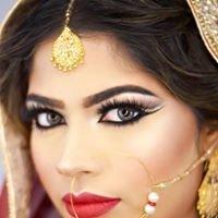 Makeup by Bushra Abbasi