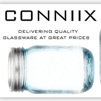 Conniix Glass Jars and Bottles UK