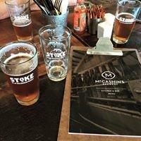 McCashin's Brewery Kitchen and Bar