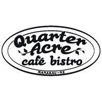 Quarter Acre Cafe