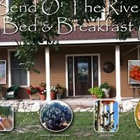 Bend O'the River Bed & Breakfast Utopia, Texas