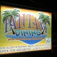 "Fantasy Dining ""wine n' dine on island time"""