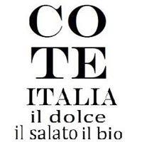 CO-TE Italia  il dolce, il salato, il bio