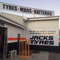 Jacks Tyre & Performance