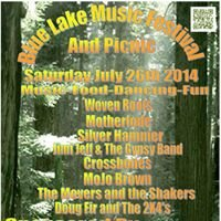 Blue Lake Music Festival/picnic