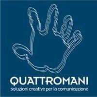 Quattromani - Soluzioni creative per la comunicazione