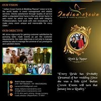 Indian crown events & wedding planner
