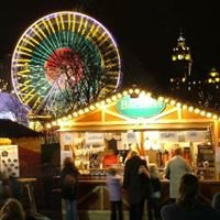 Edinburgh's Christmas Markets