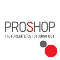PROSHOP.LT