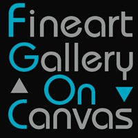 Fine Art Gallery on Canvas