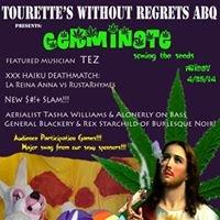 Tourette's Without Regrets ABQ
