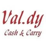 Val.dy cash & carry