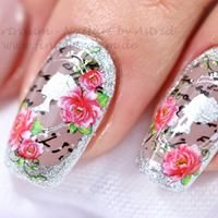 FingerTraum - NailArt by Astrid