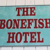 The Bone Fish Hotel in Dangriga Belize
