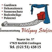 Raumausstattung Wolfgang Stähler