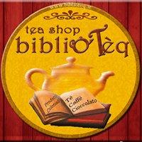 Bibliotèq tea shop