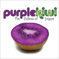 Purple Kiwi Frozen Yogurt