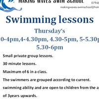Making Waves Swim School - Kingham