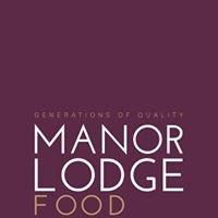Manor Lodge Food