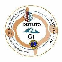 Distrito G1 de clubes LEO del Ecuador
