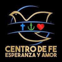 Centro de Fe, Esperanza y Amor: Congregación Vida