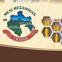 Messinian Honey Gkioni-Μέλι Μεσσηνίας Γκιωνη