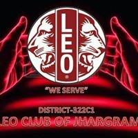 Leo Club of Jhargram