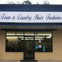 Town & Country Hair Fashions