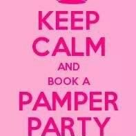 The Perfect Pamper Parties