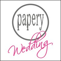 Papery Wedding