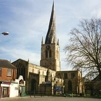 Chesterfield Parish Church of Our Lady and All Saints, Derbyshire