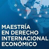 Maestría en Derecho Internacional Económico - PUCP