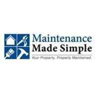 Maintenance Made Simple